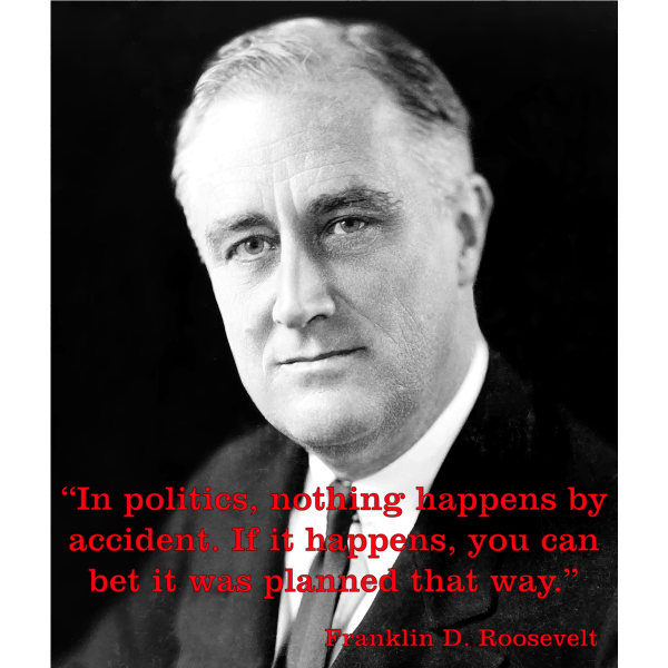 FDR 1933 Quote