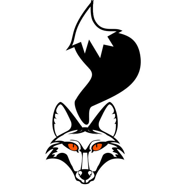 Fox vector graphics