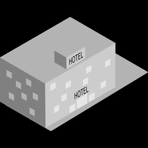 Hotel's illustration