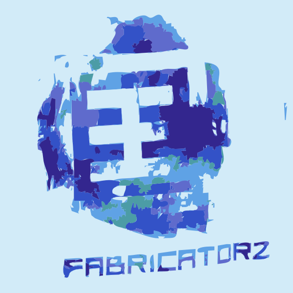 Fabricatorz Shirt Vector | Free SVG