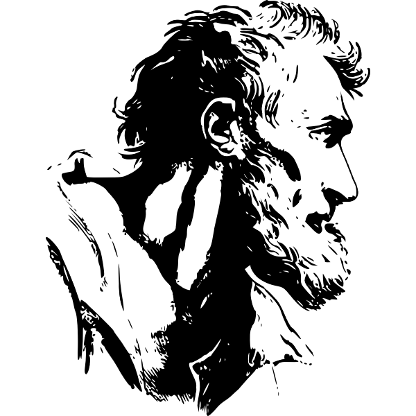 Man's profile image