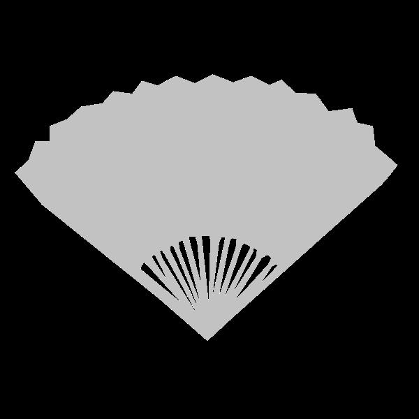 Gray fan