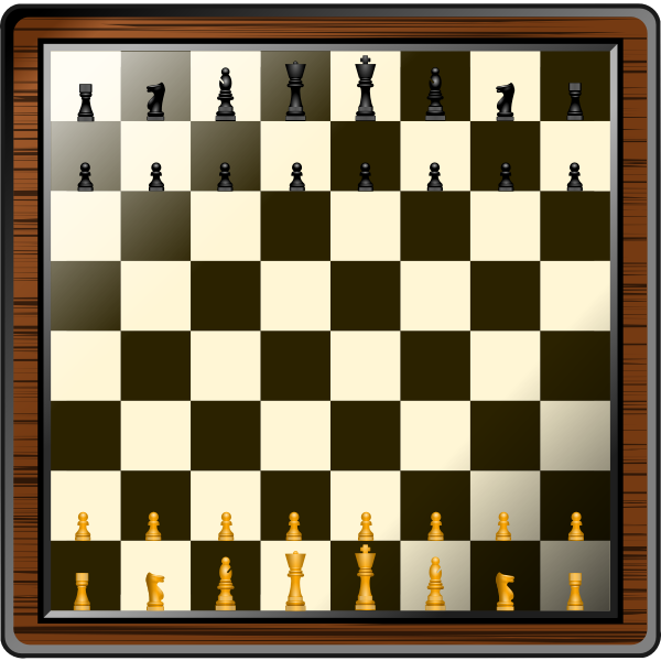 Fancy chess board And pieces