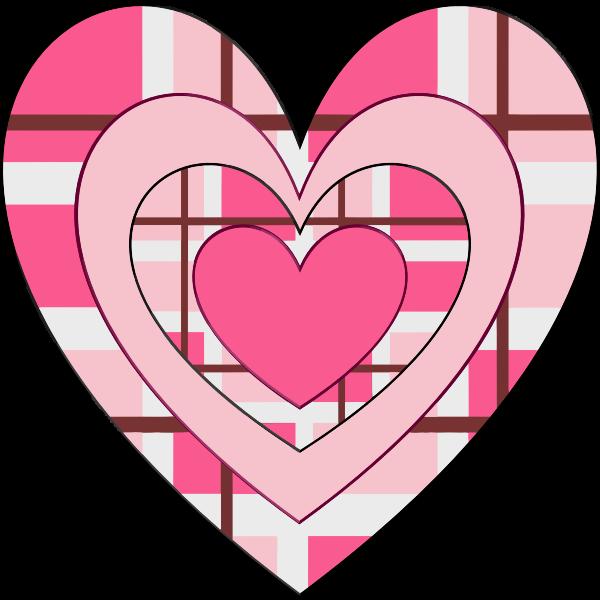 Fancy Valentine Heart