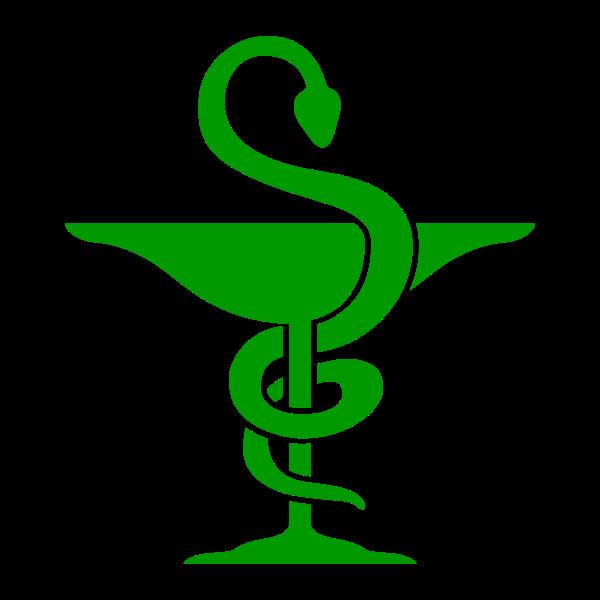 Pharmacy symbol vector image