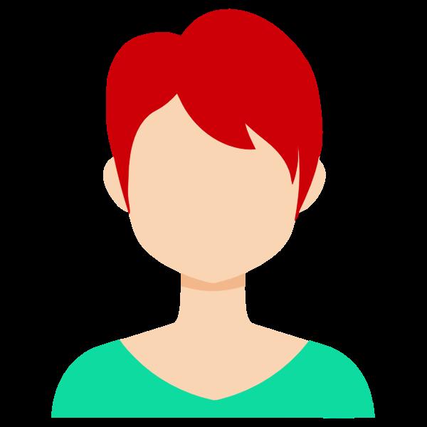 Red-head avatar