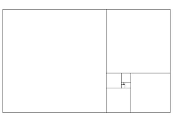 Fibonacci rectangle