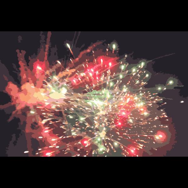 Firework Sky 17 2017071415
