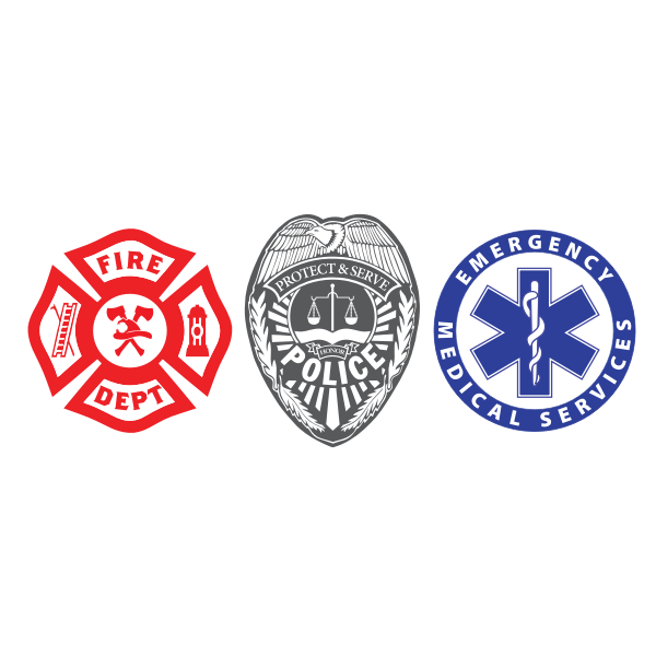 First responders | Free SVG