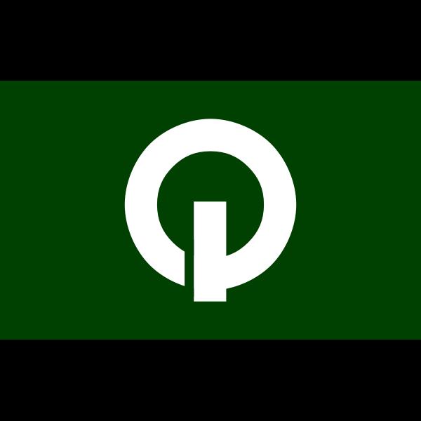 Flag of Akabori Gunma