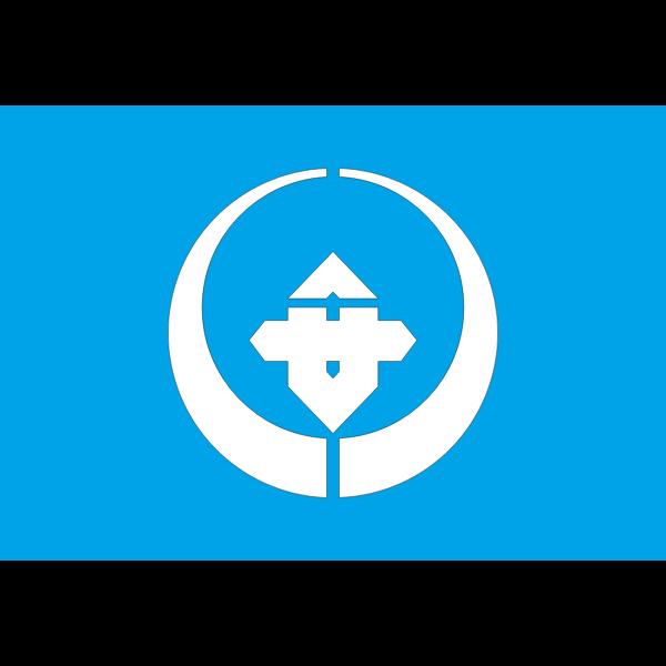 Flag of Anpachi Gifu