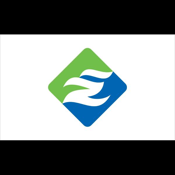 Flag of Esashi Soya Hokkaido