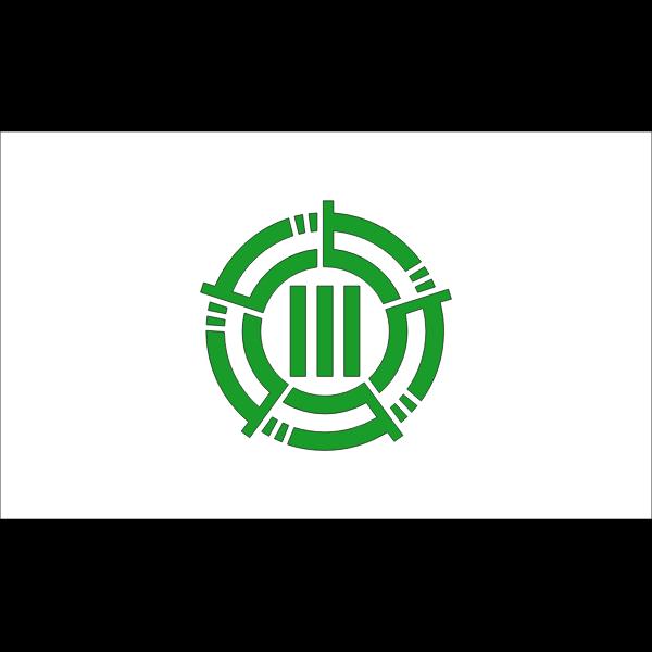 Flag of Former Ibigawa Gifu