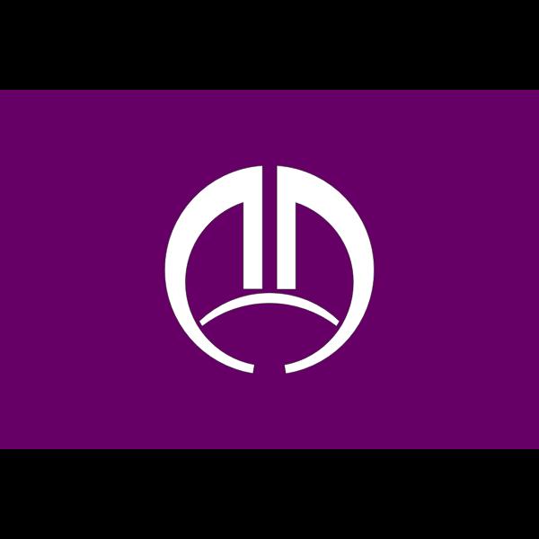 Flag of Fujioka Gunma