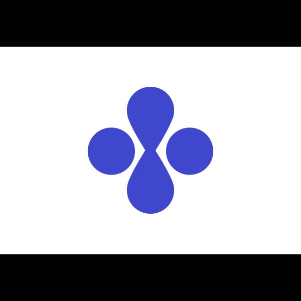 Flag of Funakoshi Hiroshima