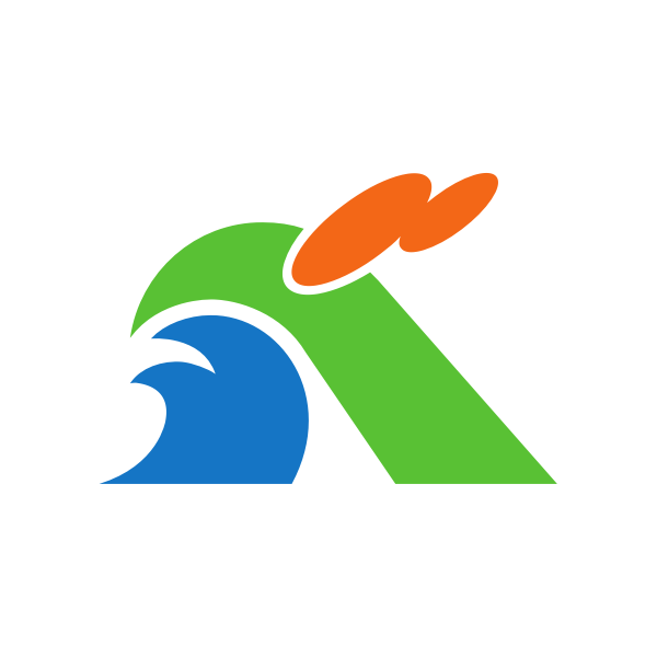 Flag of Happo Akita