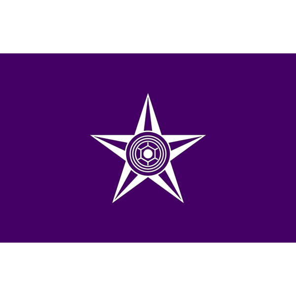 Flag of Higashikawa Hokkaido