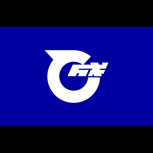 Flag of Higashinaruse Akita