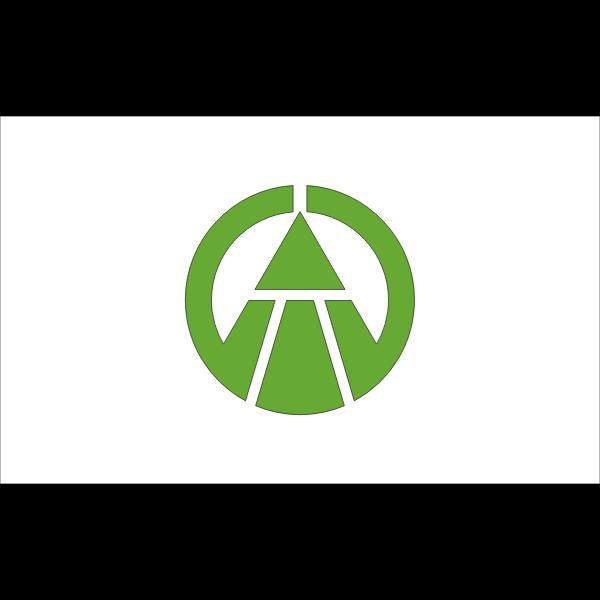 Flag of Hirukawa Gifu
