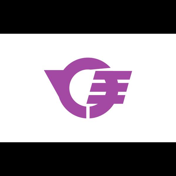 Flag of Ikaho Gunma