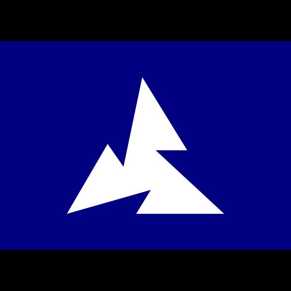 Flag of Innoshima Hiroshima