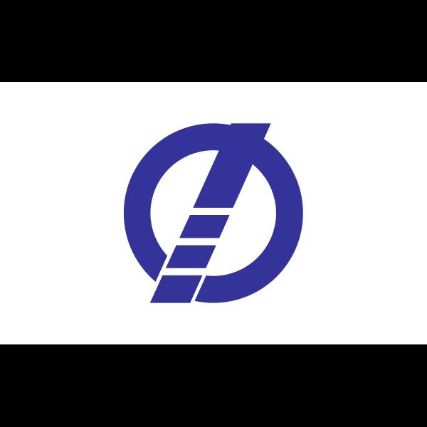 Flag of Kamikoshiki Kagoshima
