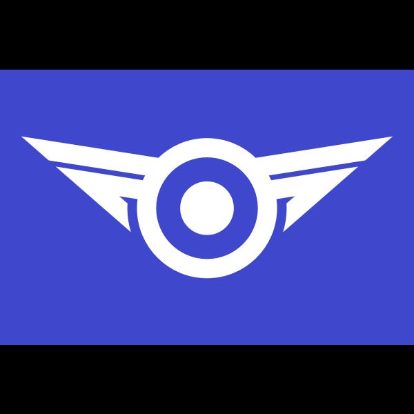 Flag of Kanra Gunma
