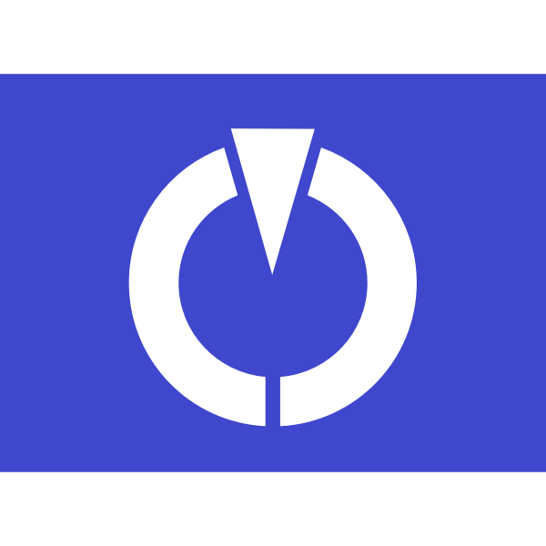 Flag of Kasukawa Gunma
