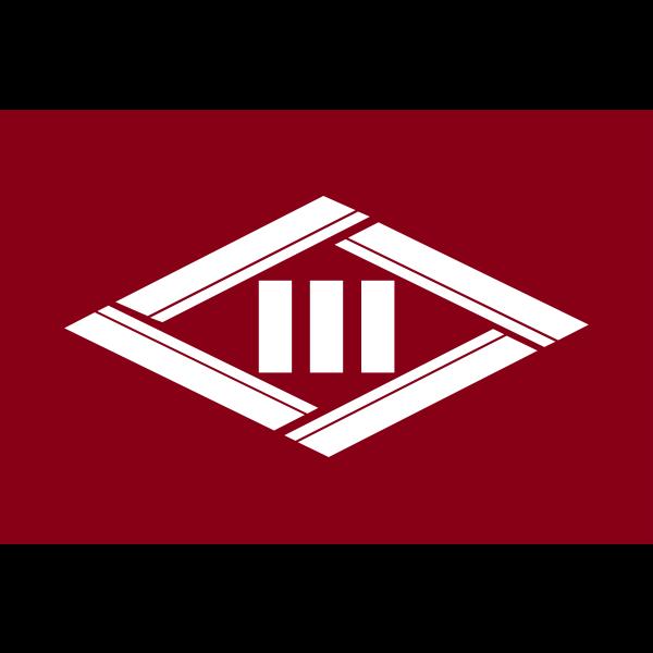 Flag of Kawaba Gunma