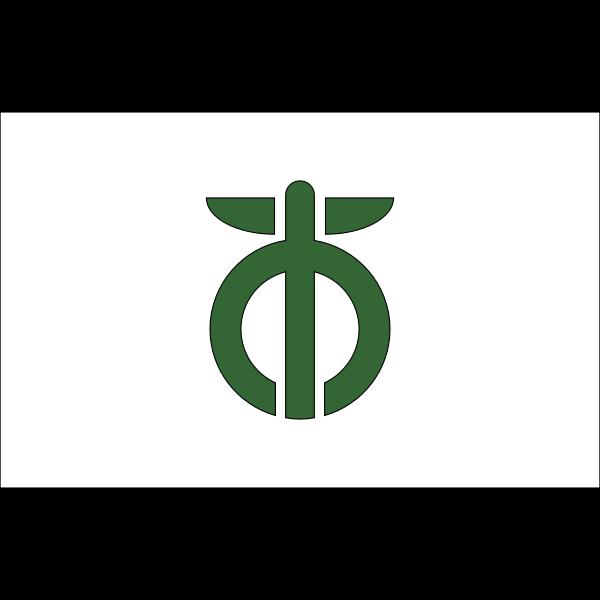 Flag of Kawabe Ehime