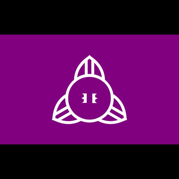 Flag of Kitatachibana Gunma