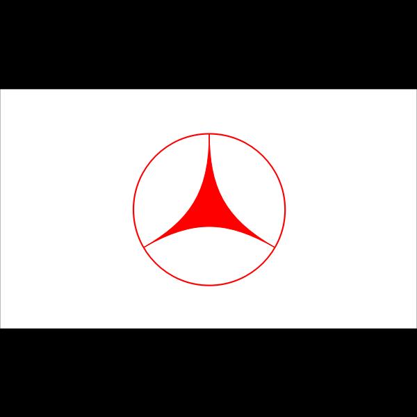 Flag of Kiyosato Hokkaido