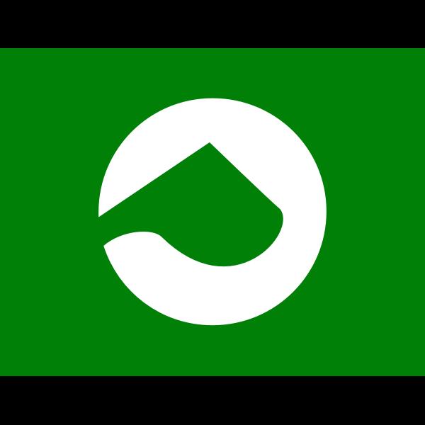 Flag of Komochi Gunma