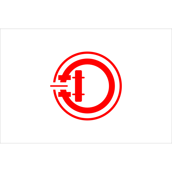 Flag of Kozaki Chiba