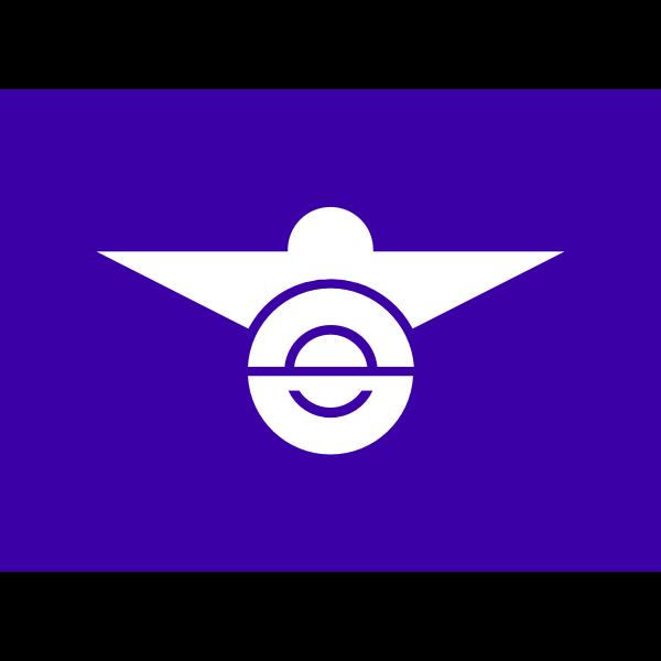 Flag of Kuni Gunma
