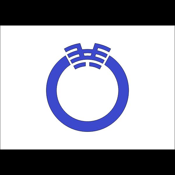 Flag of Kyowa Hokkaido
