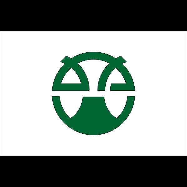Flag of Miyama Fukui