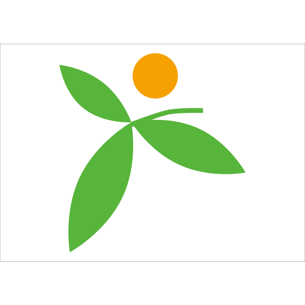 Flag of Miyawaka Fukuoka
