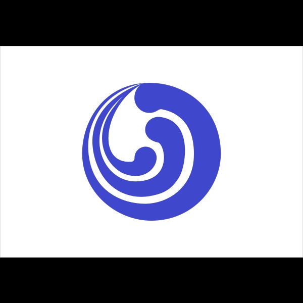 Flag of Mizunami Gifu