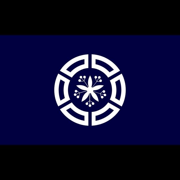 Flag of Muroran