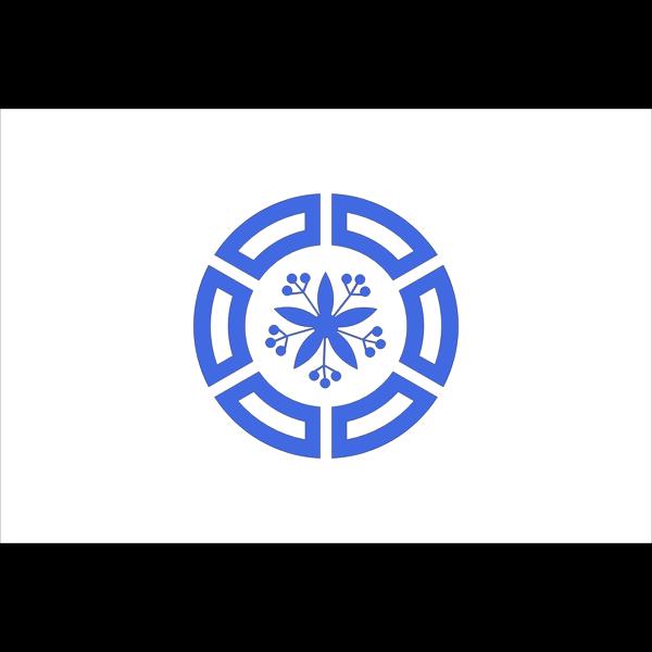 Flag of Muroran Hokkaido