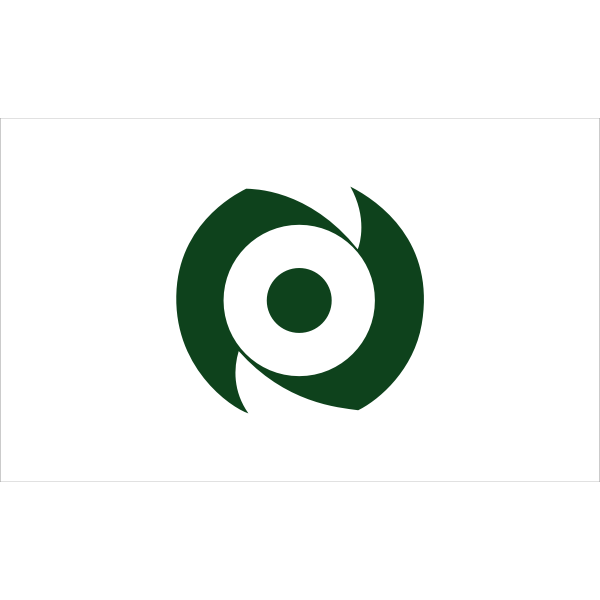 Flag of Naraha, Fukushima