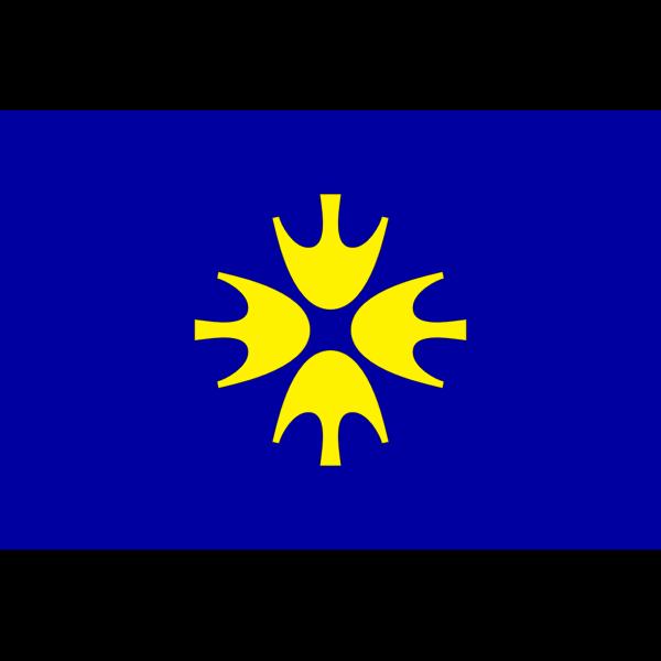 Flag of Niikappu Hokkaido