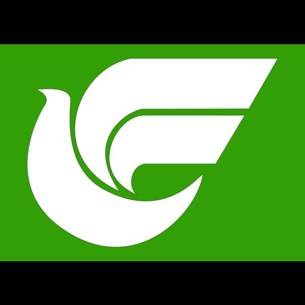Flag of Nishimeya Aomori