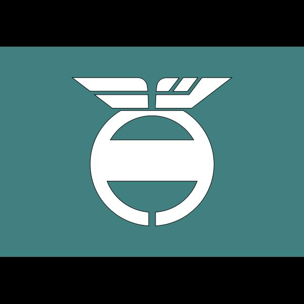 Flag of Nitta Gunma