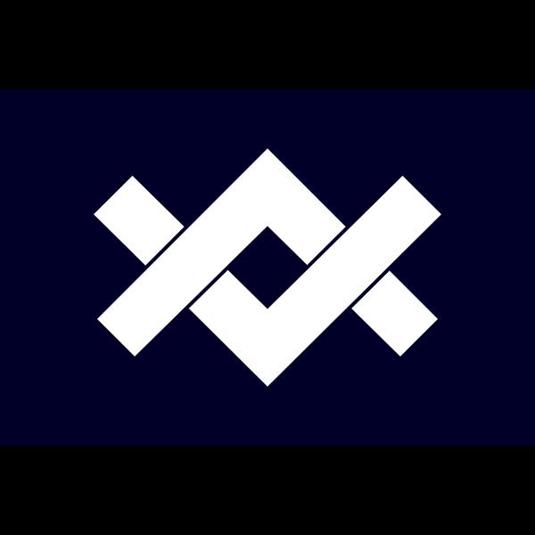 Flag of Numakuma Hiroshima