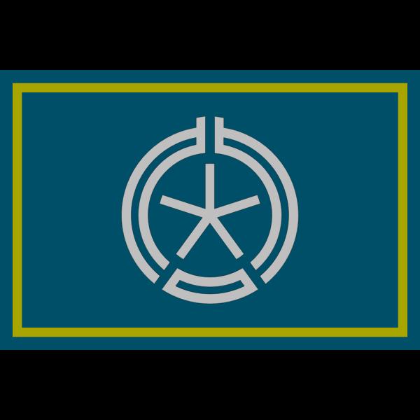 Flag of Obihiro Hokkaido