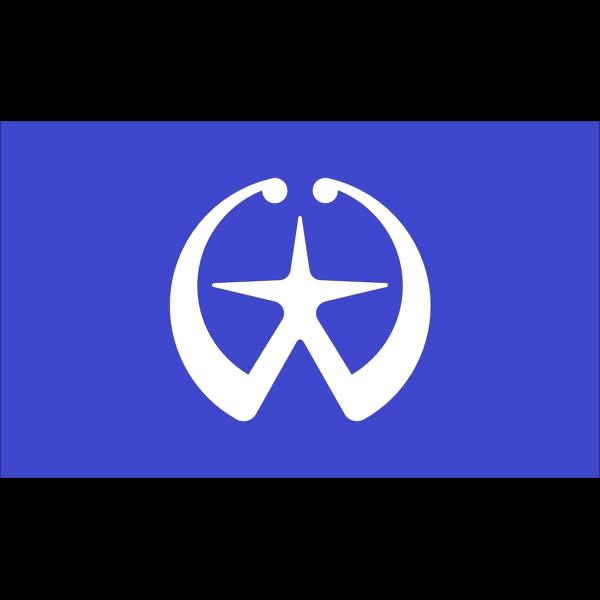 Flag of Ohara Chiba