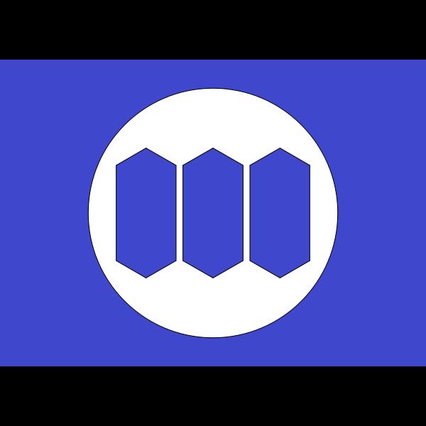 Flag of Omigawa Chiba