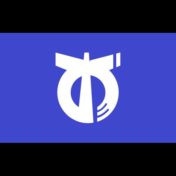 Flag of Omonogawa Akita